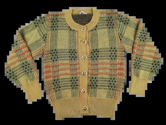 True vintage womens cardigan wool