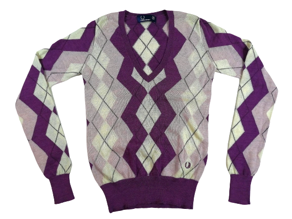 Vintage fred perry womens jumper