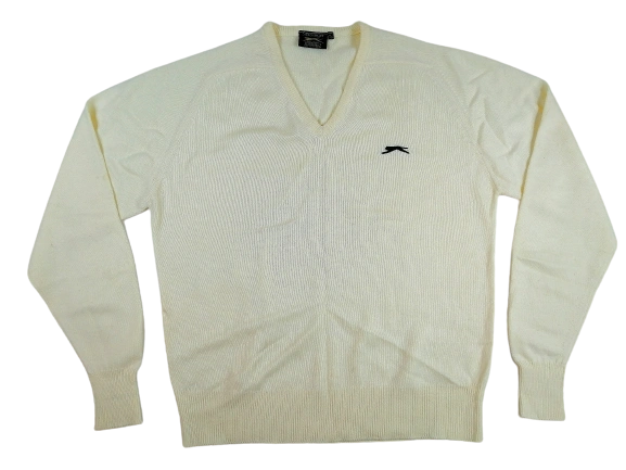 Early 80's slazenger jumper