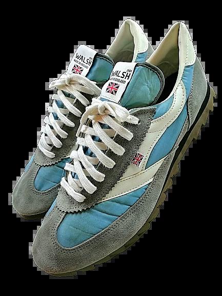 2004 original vintage Norman walsh sneakers UK 8