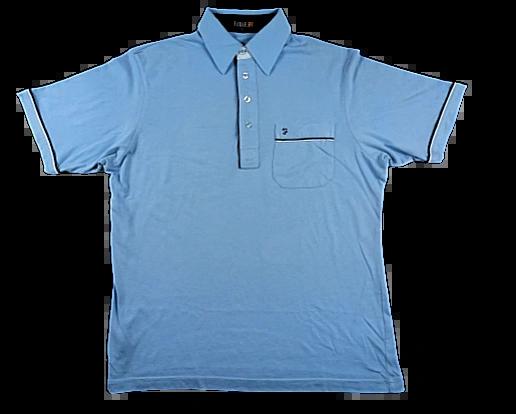 1990's original farah polo shirt UK M-L