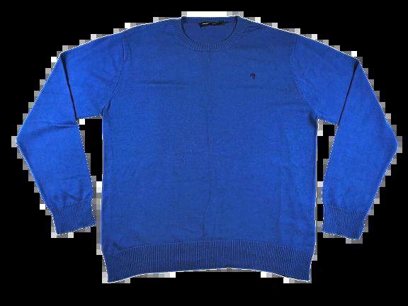 SALE Fcuk Quality wool crew neck sweater UK M-L