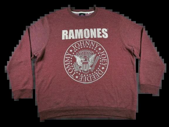 SALE ramones crew neck sweater UK XXL