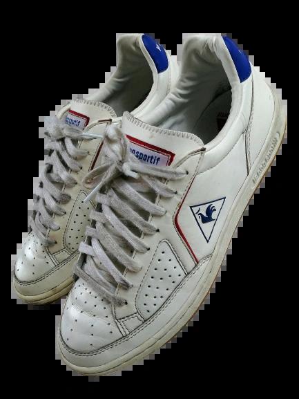 Oldskool style le coq Sportif sneakers UK 8