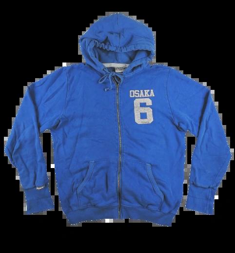SALE superdry hoodie M-L