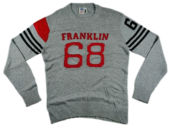 SALE Franklin and Marshall sweater UK L