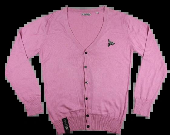 SALE mens pink cardigan UK S-M