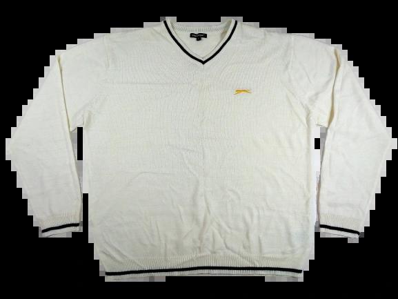80's slazenger sweater UK XL