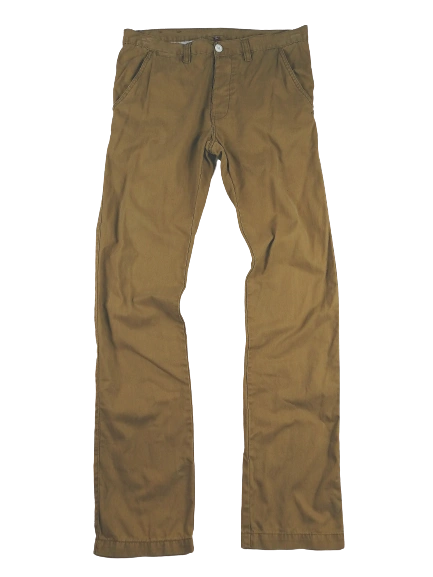 Mens chino style jeans UK 34W