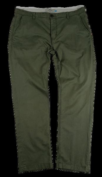 UK 36 waist Mens slim fit jeans chino style