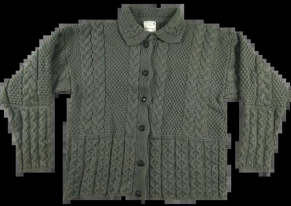 80's handmade original cardigan UK 10
