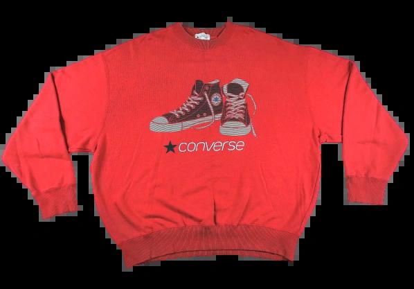 1984 true vintage sweatshirt spellout
