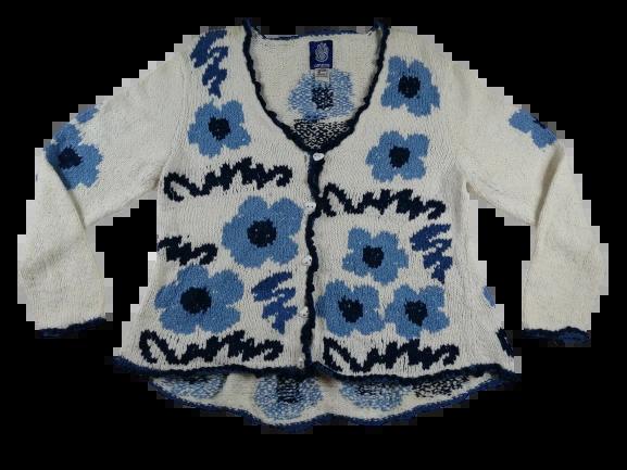 SALE Womens Vintage cardigan quality wool