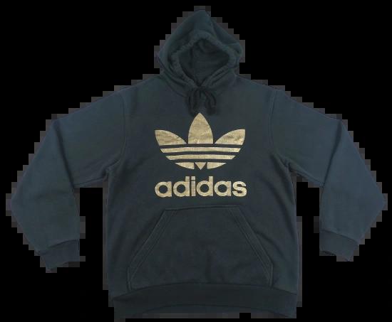 UK M Original adidas hoodie