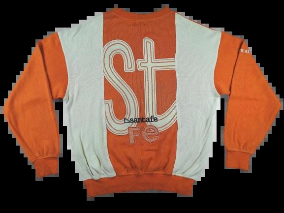 UK L oldskool sweatshirt spellout 90's