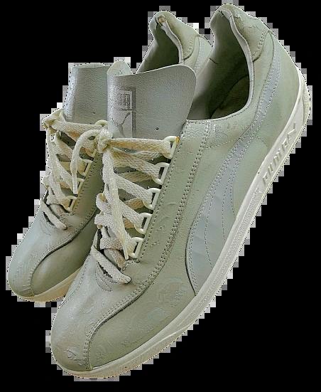 1983 true vintage puma colonel sneakers UK 11