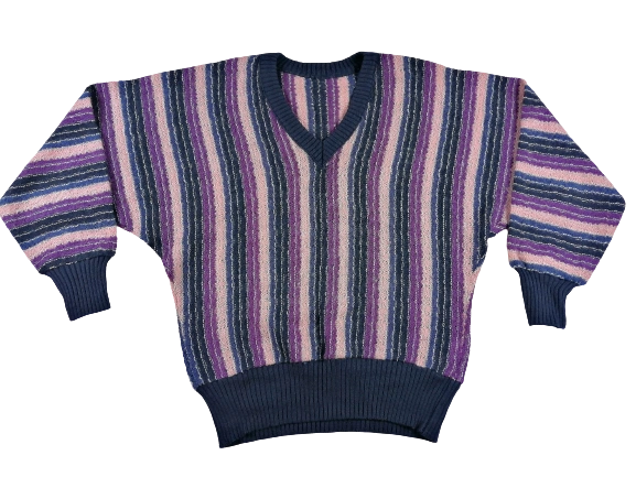 UK L True vintage womens jumper 1990's