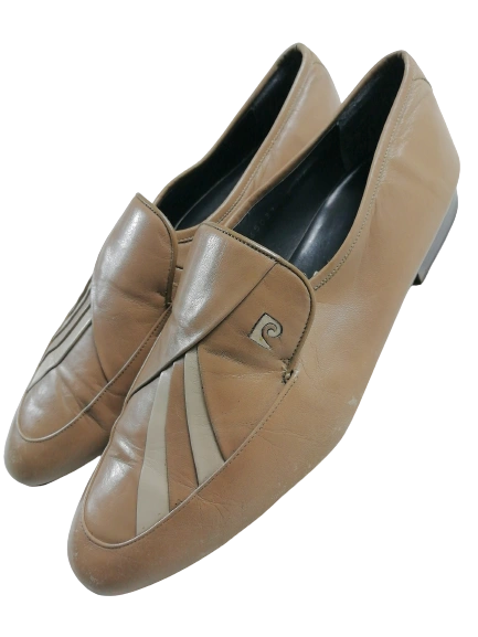 Size 8 true vintage Northern soul shoes Pierre cardin 1980's