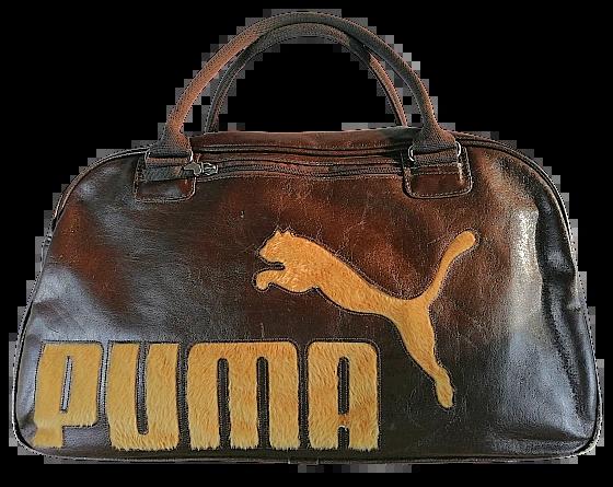 90's vintage Northern soul puma