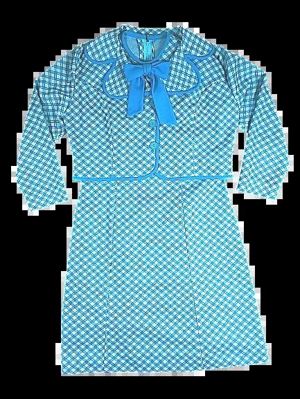 1970's true vintage Northern soul suit dress