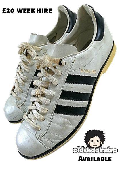 1998 True Vintage adidas bowling Northern soul UK 6