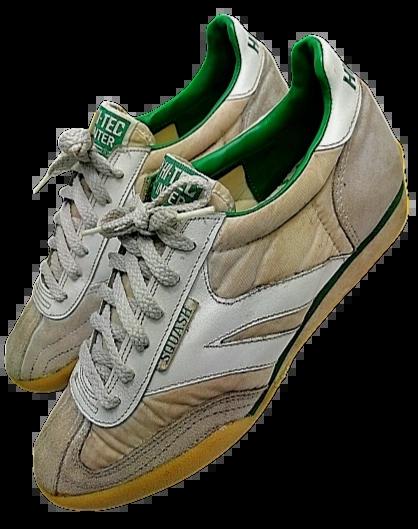 Size 7 Original hi tec sneakers truly vintage editions 1981