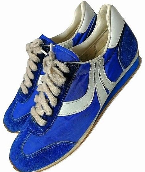1973 true vintage Northern soul jam sneakers UK 6