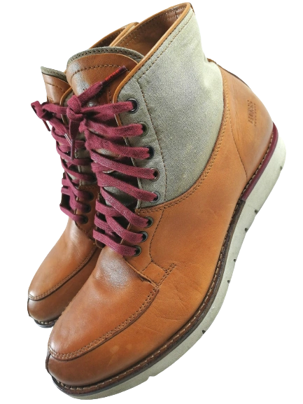 2007 vintage Hugo boss mens boots UK 11
