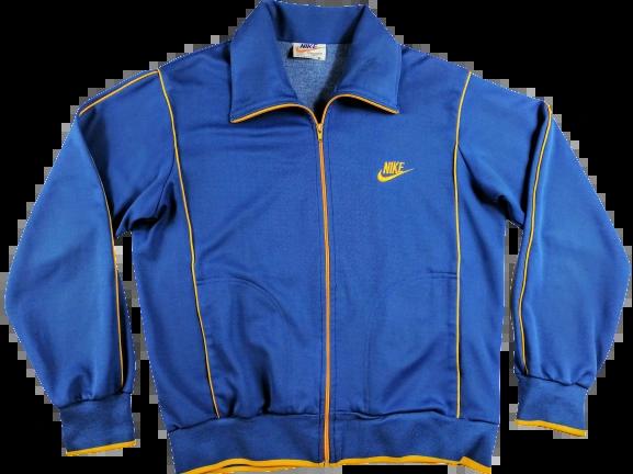 UK L True vintage nike track jacket 1979