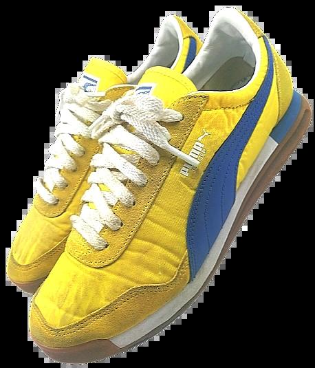 Size 7 puma retro sneakers 2007