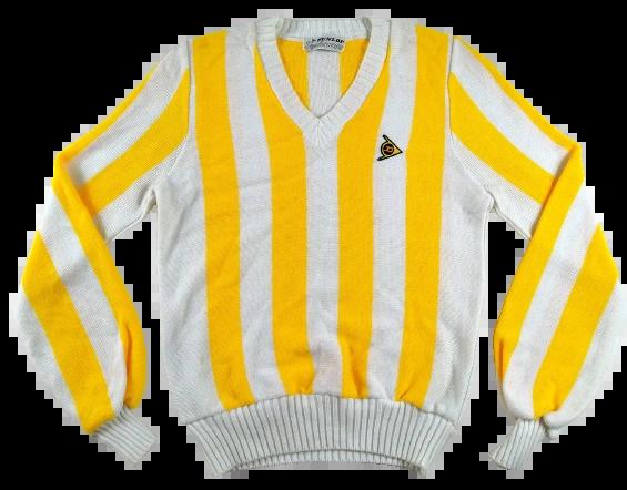 1968 true vintage Dunlop women's sweater UK 8