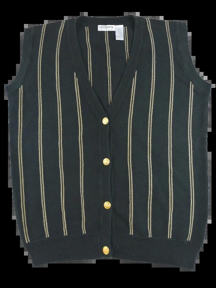 UK L true vintage Northern soul waistcoat 1980'S