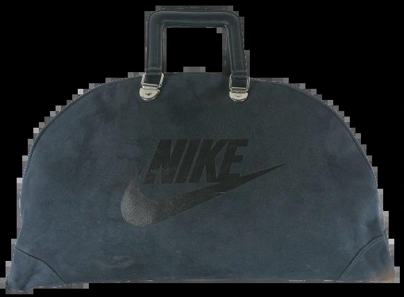 05' truly oldskool vintage suede Nike doctors bag