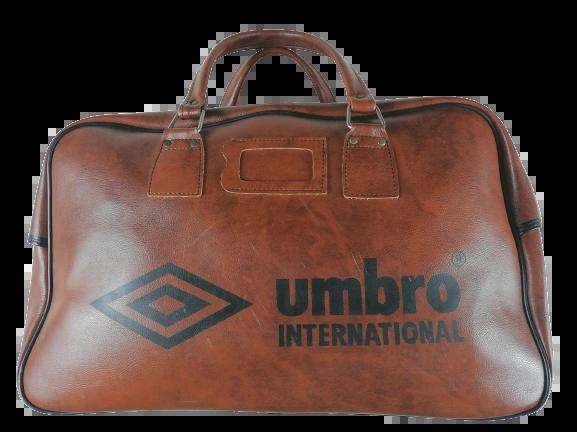 1982 original Umbro vintage holdall
