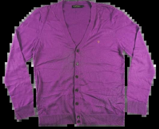 Vintage Farah cardigan size