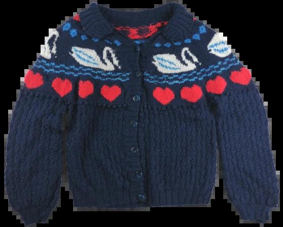 UK L Womens true vintage chunky knit