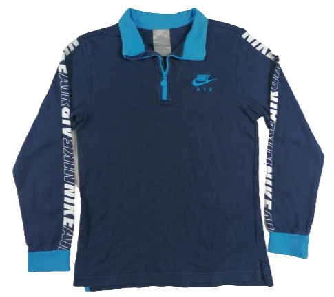 Rare Nike zip sweatshirt vintage UK S
