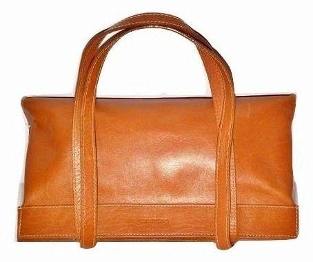 top quality soft leather oriano handbag