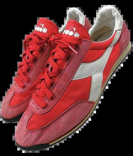 Size 11 true vintage diadora sneakers 2003