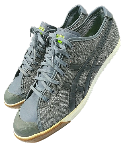 Size 11 Limited edition Asics tiger retro tweed trainers