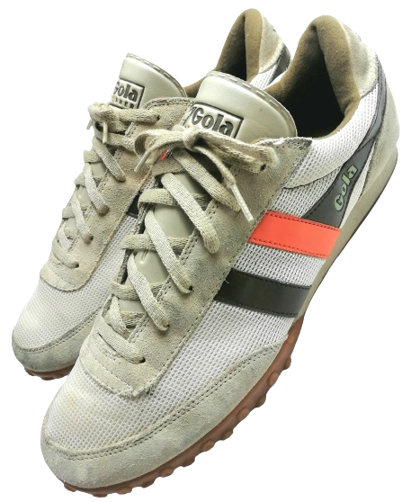 Size 12 Original gola racerunner trainers 2012