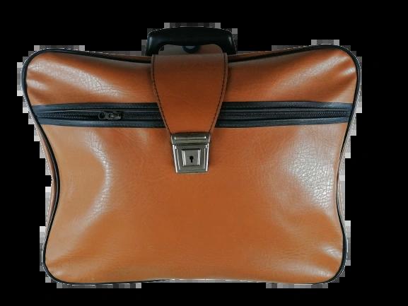 70's Northern soul true vintage satchel