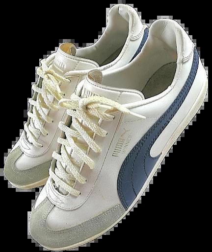 Size 5 True vintage puma trainers 1988