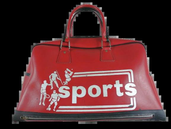1979 True vintage sports holdall red