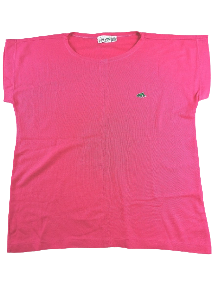 Original 80's Le shark t-shirt UK L