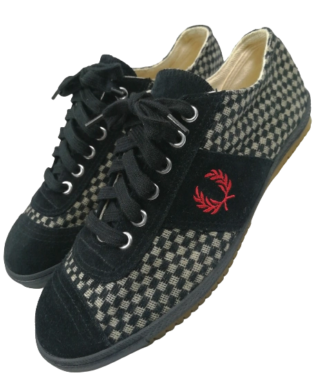 True vintage Northern soul jam shoes fred perry womens UK 6