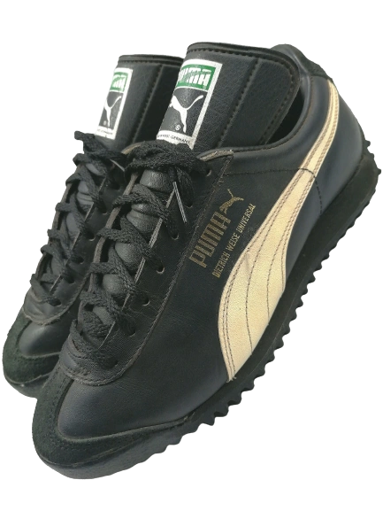 1984 original Puma match sneakers UK4. 5