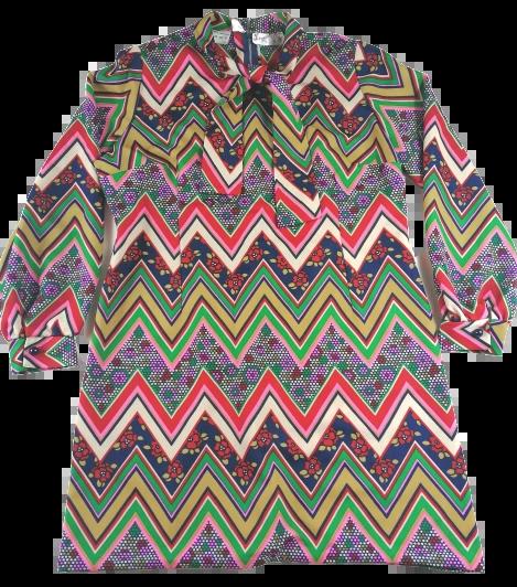 1980's true vintage Northern soul dress checked UK 18