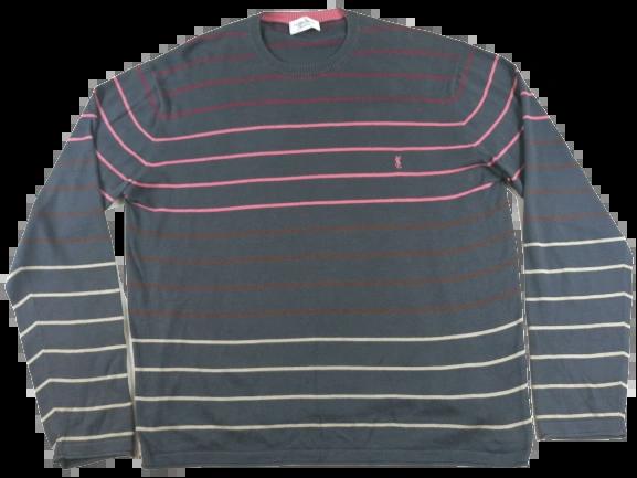 Vintage YSL sweatshirt jumper UK XL