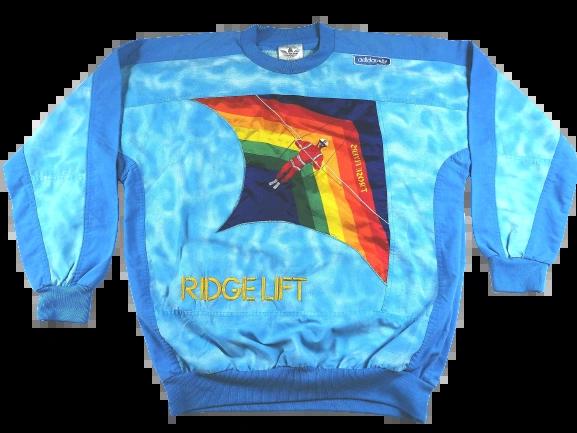 Oldskool original adidas suft sweater UK XL